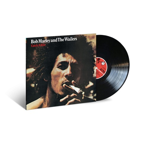 Catch A Fire (Ltd. Jamaican Vinyl Pressings) by Bob Marley & The Wailers - lp - shop now at Bob Marley store