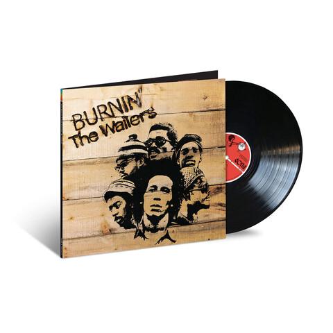 Burnin (Ltd. Jamaican Vinyl Pressings) by Bob Marley & The Wailers - lp - shop now at Bob Marley store