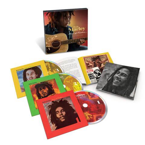 Songs Of Freedom: The Island Years (Ltd. 3CD Boxset) by Bob Marley - Box set - shop now at Bob Marley store