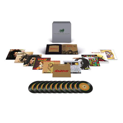 The Complete Island Recordings (11 CD Boxset) by Bob Marley & The Wailers - Box set - shop now at Bob Marley store