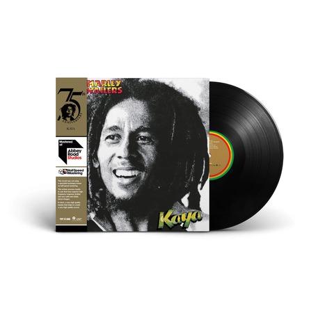 Kaya (Ltd. Half-Speed Mastered LP) by Bob Marley & The Wailers - LP - shop now at Bob Marley store