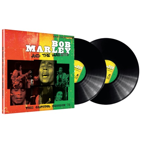 The Capitol Session '73 (2LP) by Bob Marley & The Wailers - 2LP - shop now at Bob Marley store