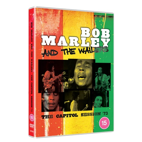 The Capitol Session '73 (DVD) by Bob Marley & The Wailers - DVD - shop now at Bob Marley store