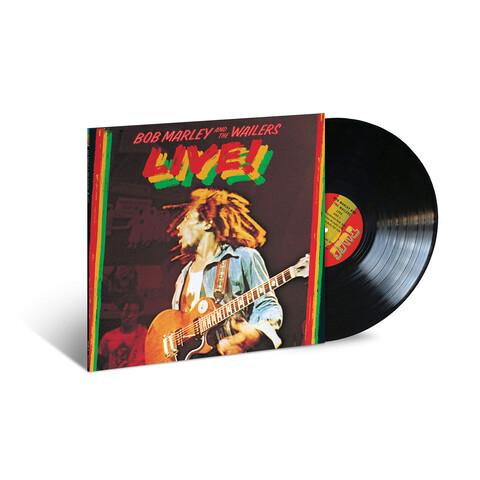 Live! (Ltd. Jamaican Vinyl Pressings) by Bob Marley & The Wailers - lp - shop now at Bob Marley store