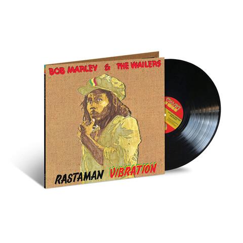 Rastaman Vibration (Ltd. Jamaican Vinyl Pressings) by Bob Marley & The Wailers - lp - shop now at Bob Marley store