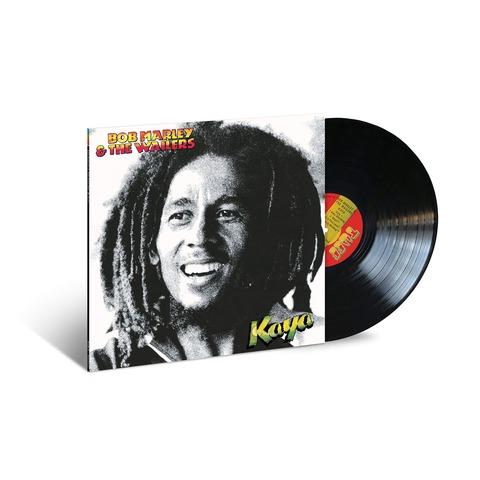 Kaya (Ltd. Jamaican Vinyl Pressings) by Bob Marley & The Wailers - lp - shop now at Bob Marley store