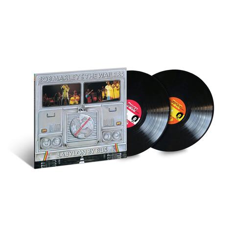 Babylon By Bus (Ltd. Jamaican 2 Vinyl Pressings) by Bob Marley & The Wailers - lp - shop now at Bob Marley store