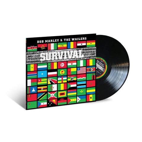 Survival (Ltd. Jamaican Vinyl Pressings) by Bob Marley & The Wailers - lp - shop now at Bob Marley store