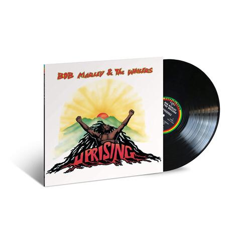 Uprising (Ltd. Jamaican Vinyl Pressings) by Bob Marley & The Wailers - lp - shop now at Bob Marley store