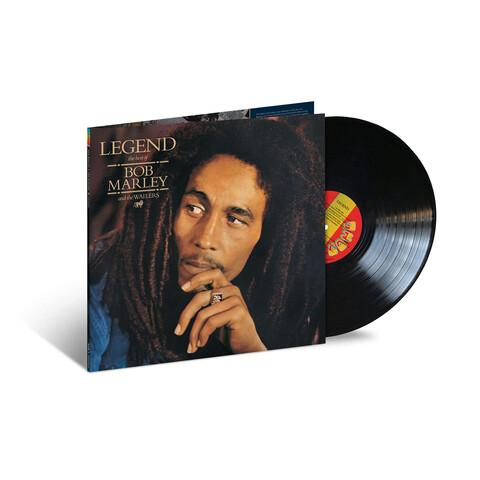 LEGEND (Ltd. Jamaican Vinyl Pressings) by Bob Marley & The Wailers - lp - shop now at Bob Marley store