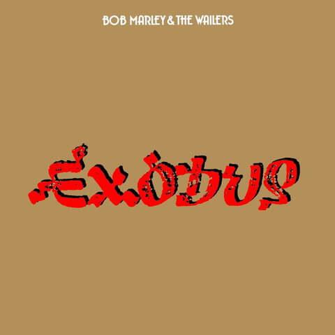 Exodus by Bob Marley & The Wailers - LP - shop now at Bob Marley store